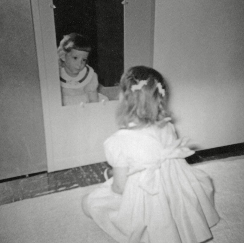 Mirror Mirror on the Wall: 1958