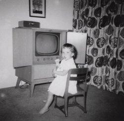 Peanut Butter TV Time: 1957