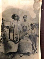 Grandfather in North Mexico