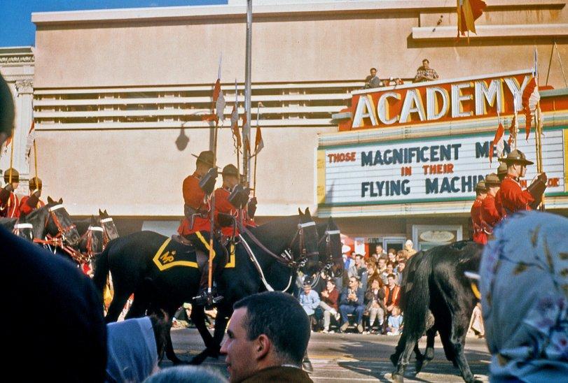 Those Magnificent Men: 1966
