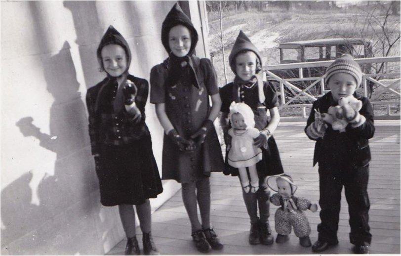 Whippet Kids: 1940