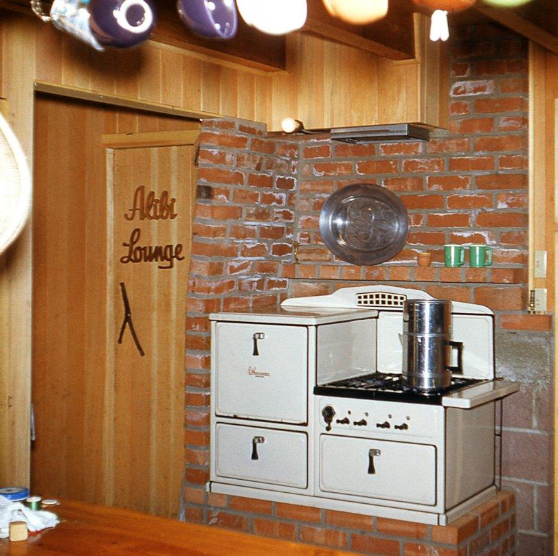Alibi Lounge: 1950s