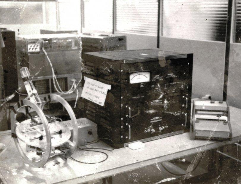 Anisotrometer, 1963