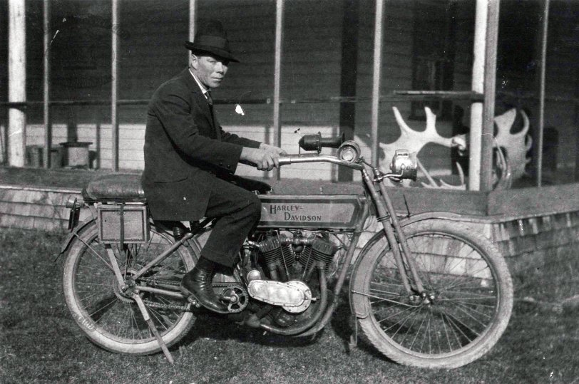 Archie: 1918