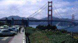 Golden Gate Bridge: 1968