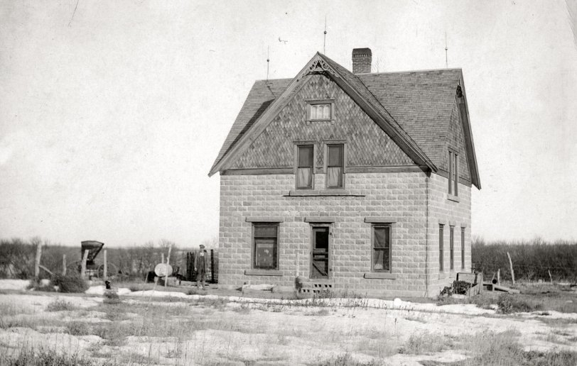Bartlett House Circa 1900