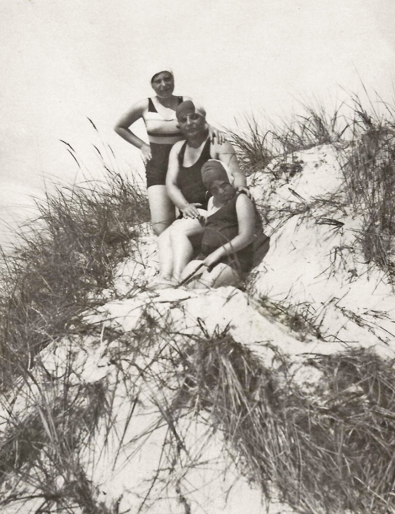 Beach People Revisited: 1920s