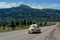 Beetle in the Boonies: 1972