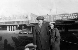 Kenneth and Joyce Bell - John Deere