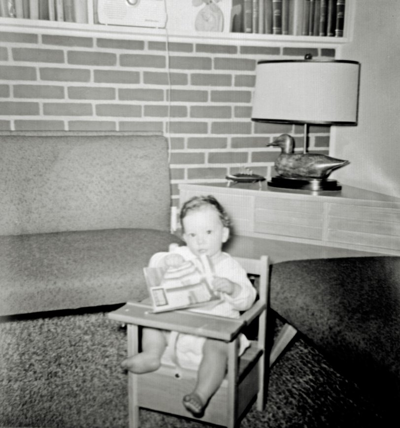 A Lesson in Mid-Century Modern: 1955
