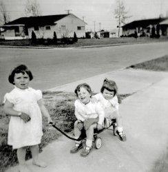 On the Wagon: 1958
