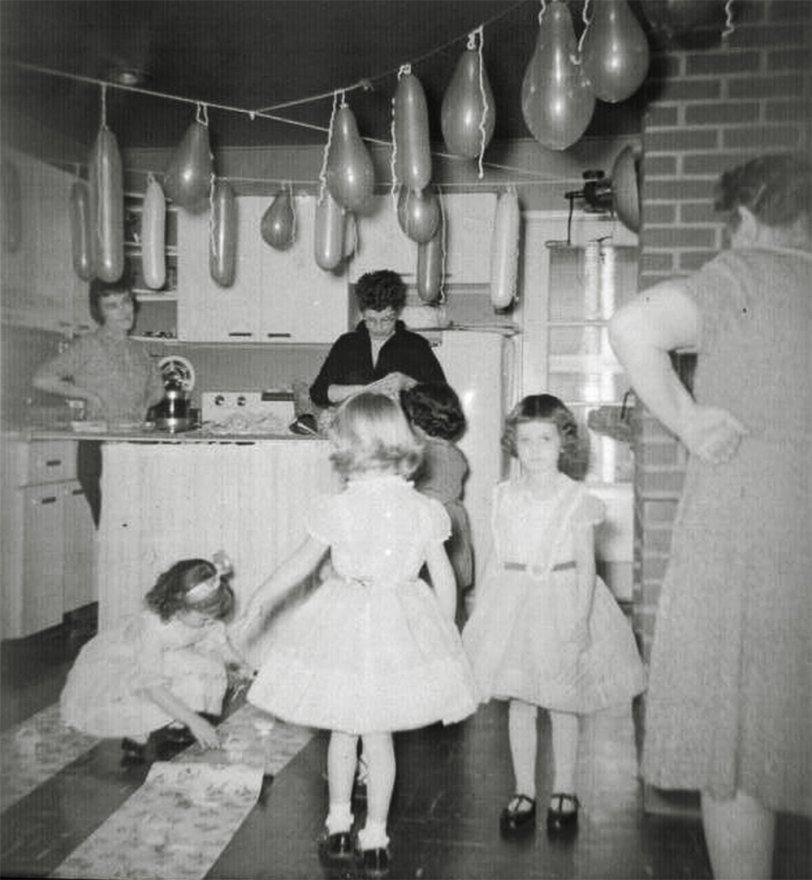 Ready to Party: 1961, not 1959