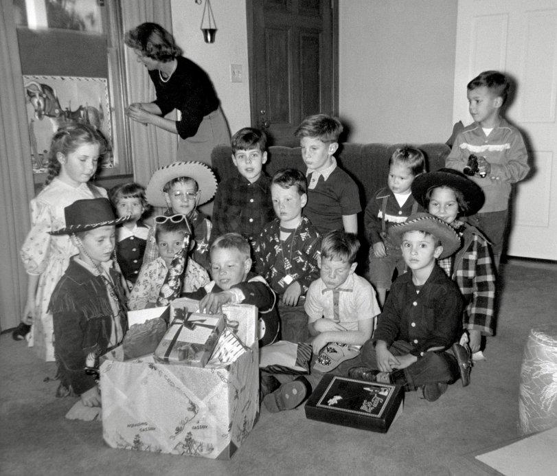 Birthday Posse: 1953