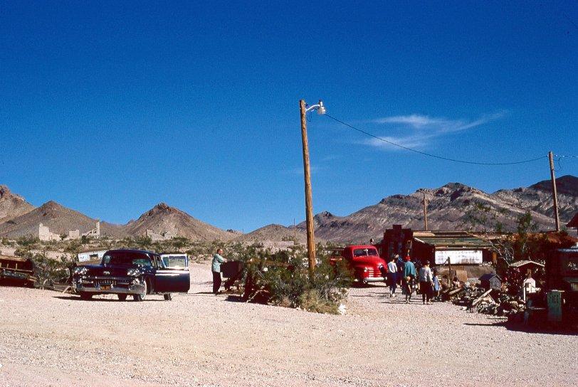 Cadillac Mine: 1960s