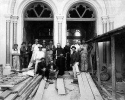 Church Crew: 1902