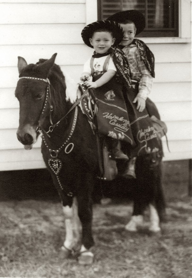 Two Cowboys, 1952