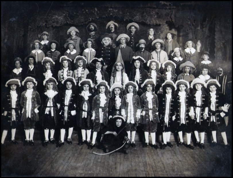 All Boys Theatre Troupe