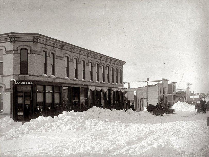 Britt, Iowa 1888
