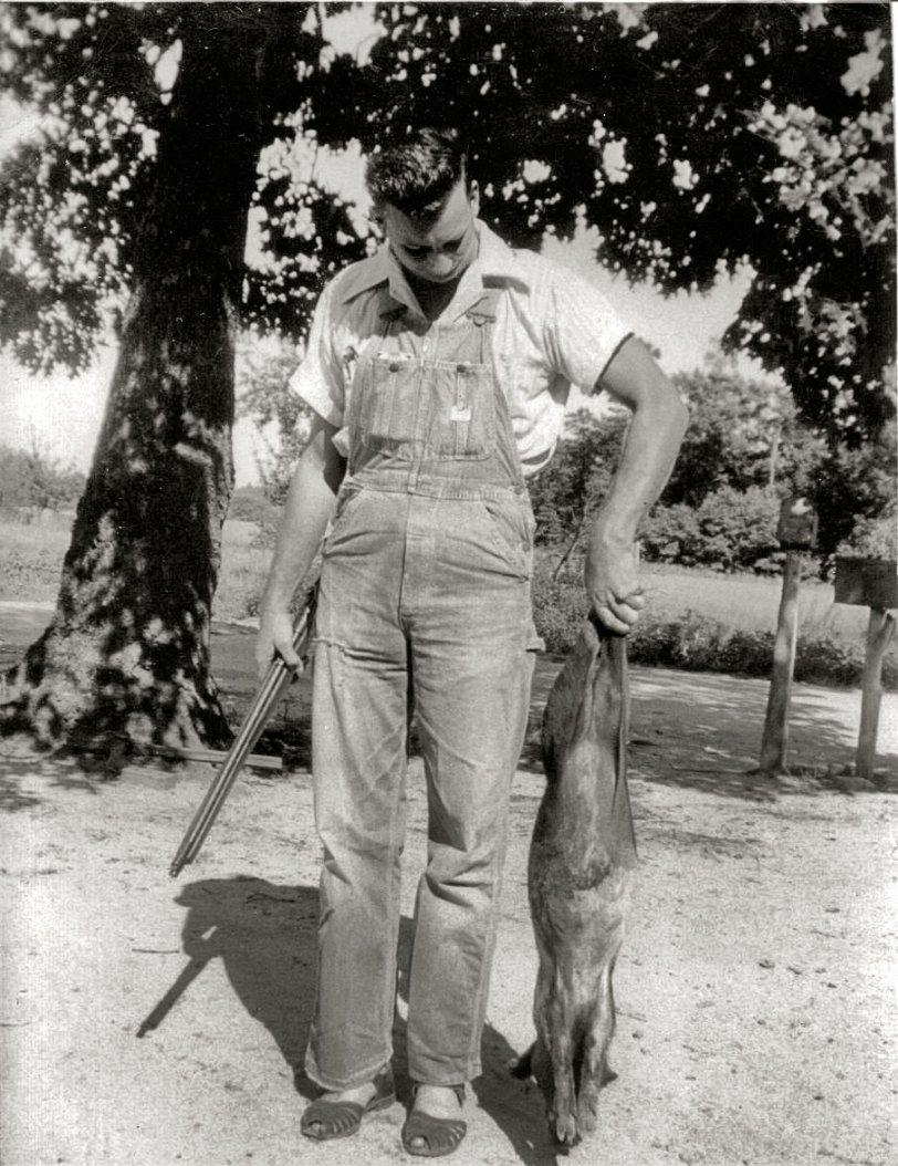 Robert Truman Brock 1952