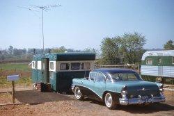 Butler Family Buick: 1957