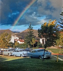 End of the Rainbow: Cars!