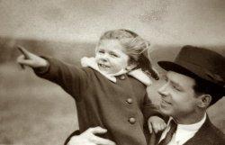 Granddad and Aunt Carlyn