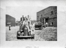 Boys on a Car