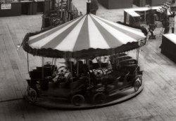 Car Merry-Go-Round: 1908