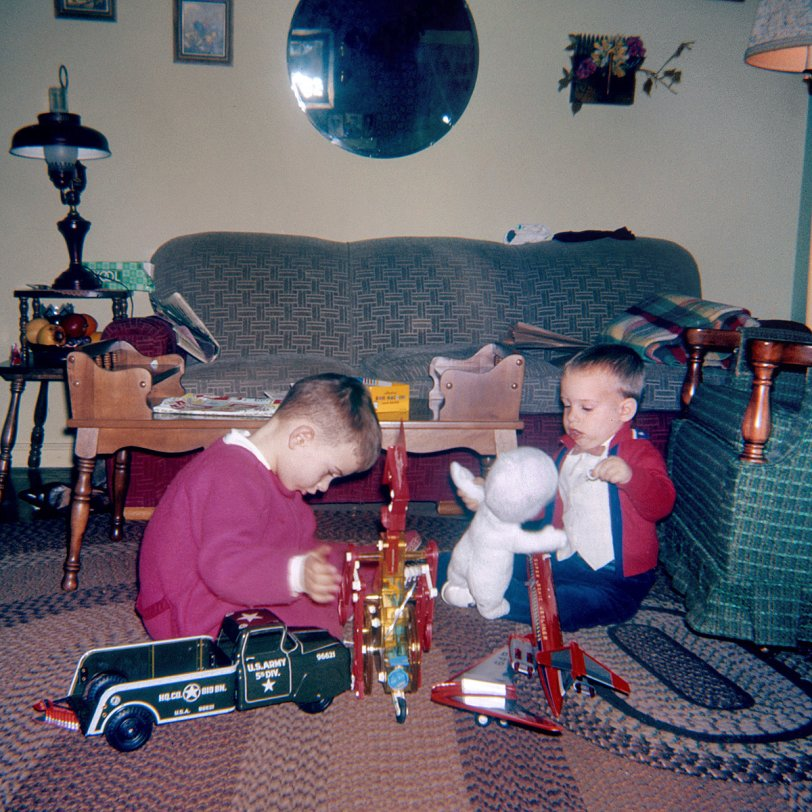 Early American Christmas: 1961
