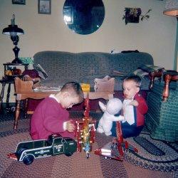 Early American Christmas: 1961