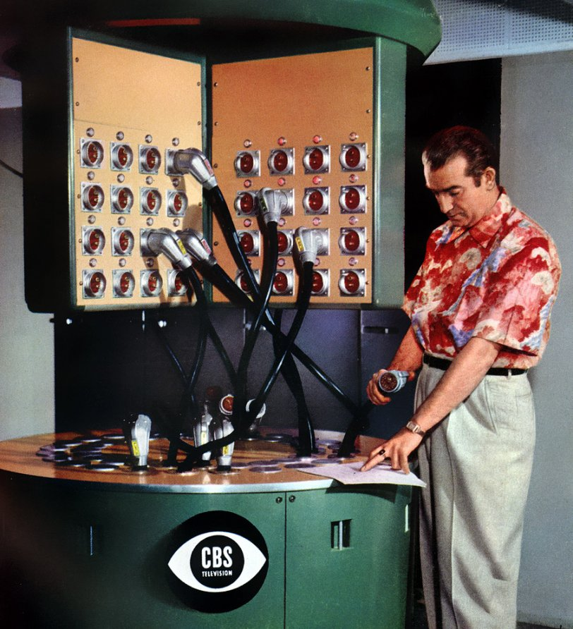 Broadband Switchboard: 1954