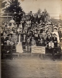 Company outing, 1910