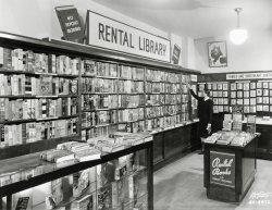 Rent-a-Book: 1940