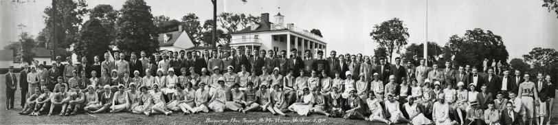 Mount Vernon with Class: 1930