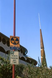Parking Implications of Nuclear War