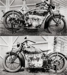 Indian 101 Scout
