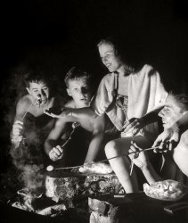 Midnight Picnic: 1947