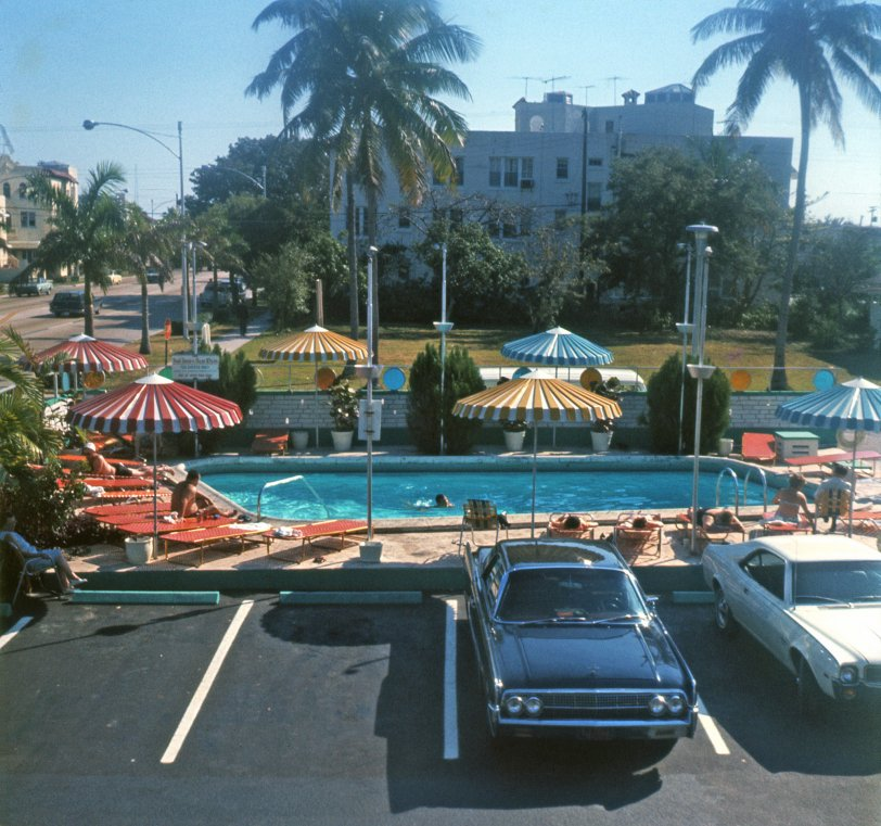 Cool Pool: c.1969