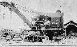 Panama Canal Crane