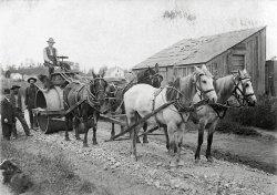 Road Crew: circa 1905