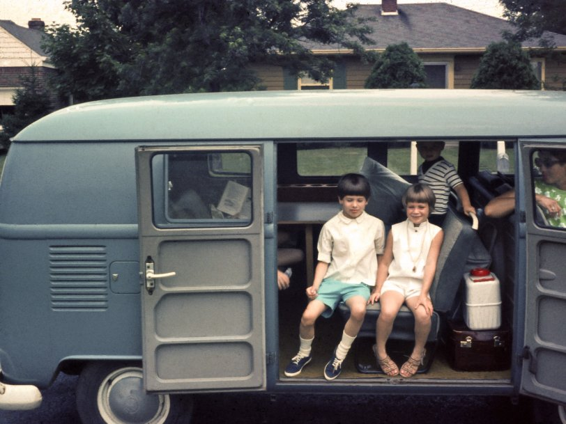 Summer Camp Sendoff: 1969