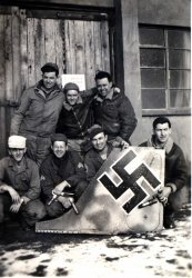Dad and Buddies: WWII