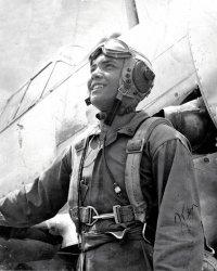Tuskegee Airman: 1944
