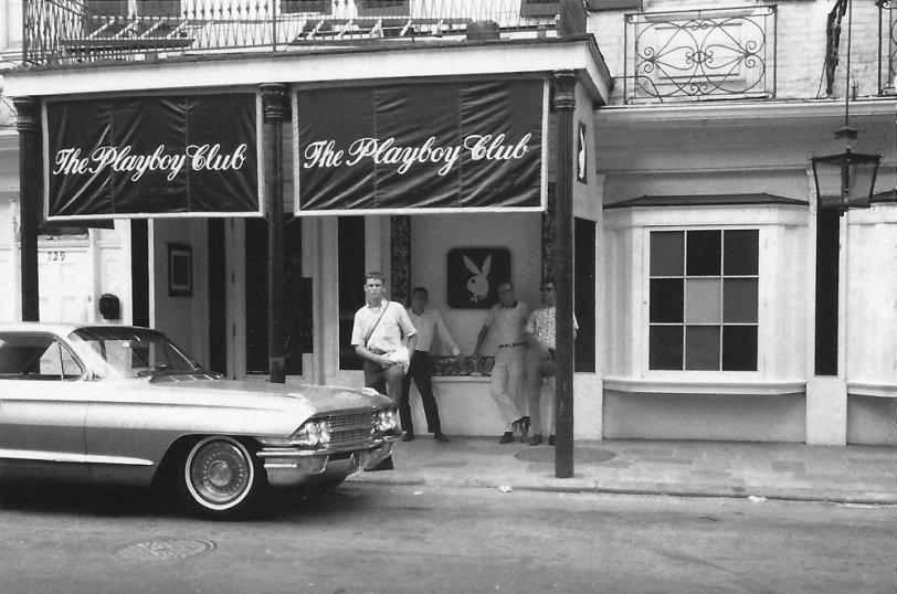 Playboy Club: 1968