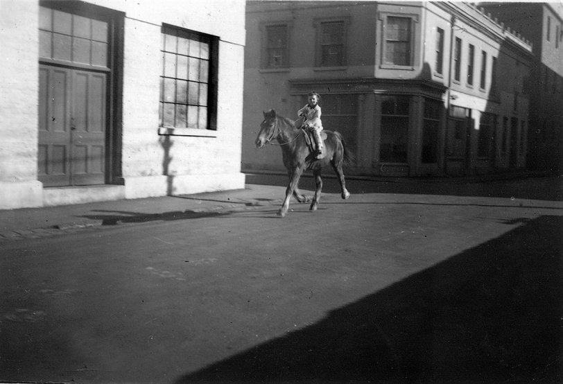 Riding at Daybreak: 1948