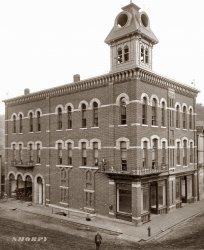 Deadwood City Hall: 1890
