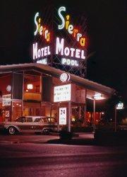 Sierra Motel: 1960