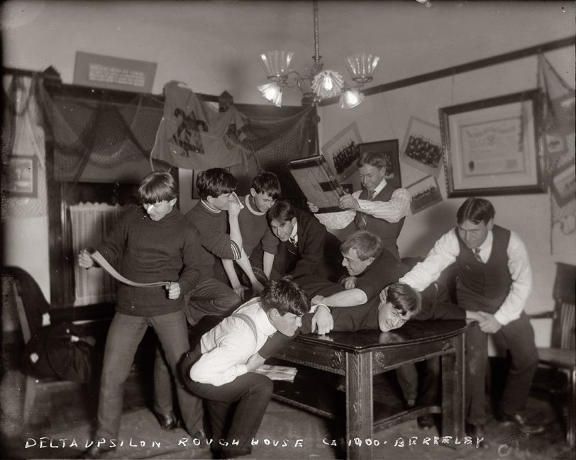 Animal House: 1915
