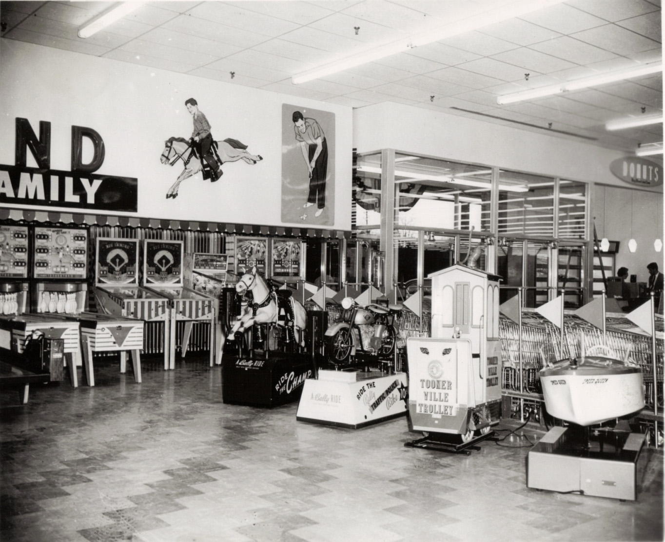 Shorpy Historic Picture Archive Department Store Fun