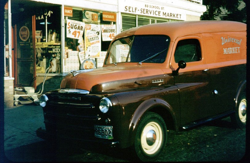 Dodge, c. 1949